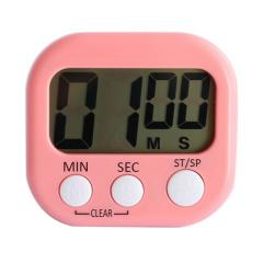 volume magnet digital timer volume adjustable strong magnetic back